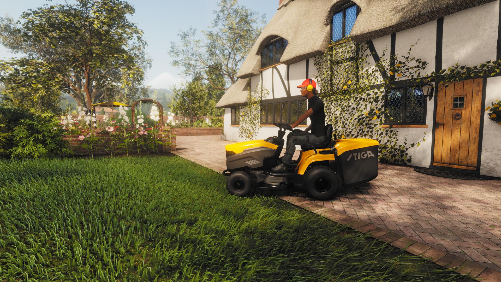 Xbox Series X & S Lawn Mowing Simulator