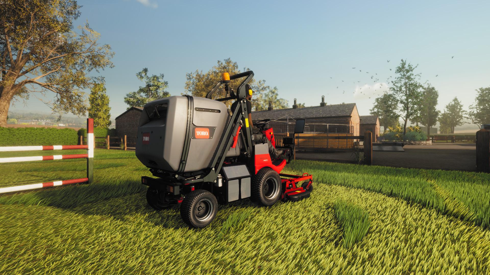 Lawn Mowing Simulator Xbox Series X & S
