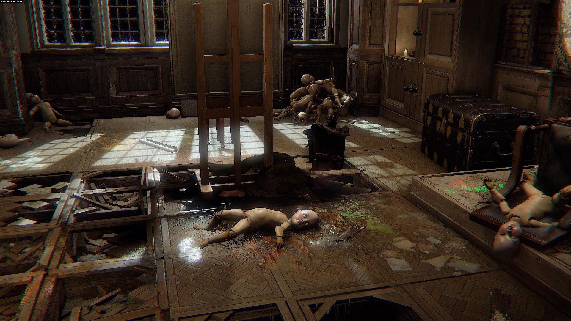 Layers of Fear Xbox