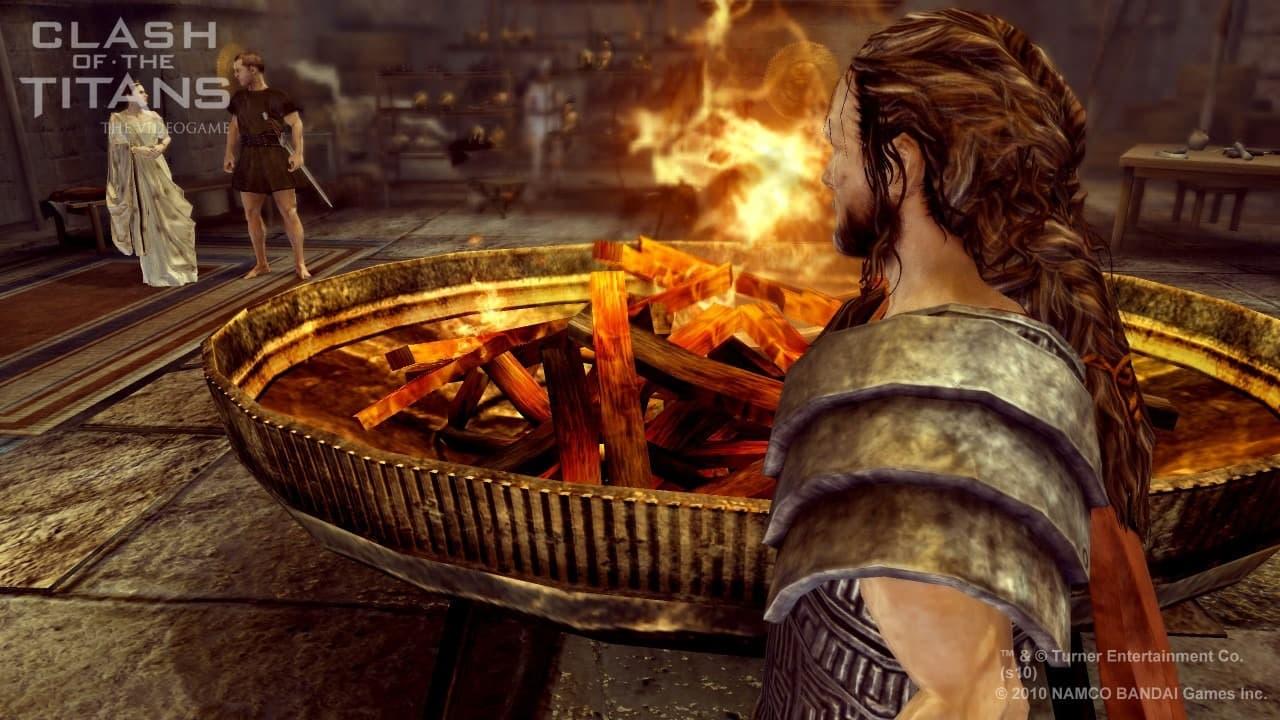 Xbox 360 Le Choc des Titans: Le jeu vidéo