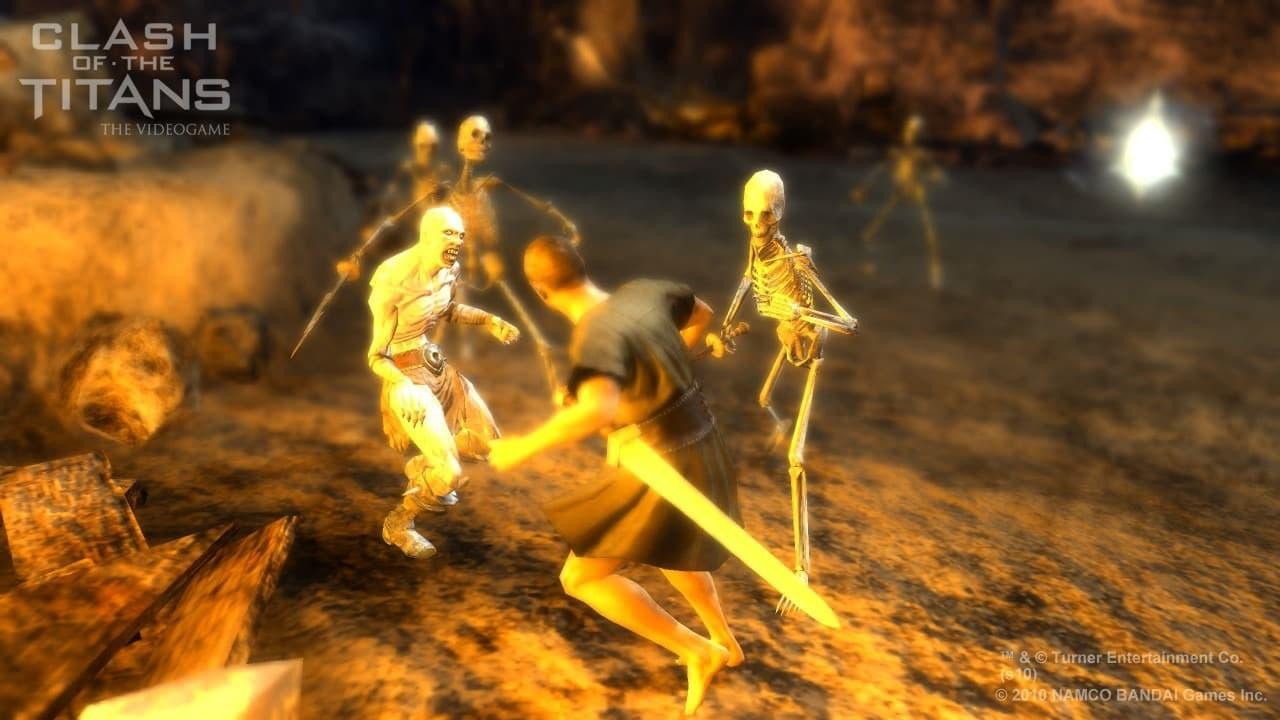 Le Choc des Titans: Le jeu vidéo - Image n°6