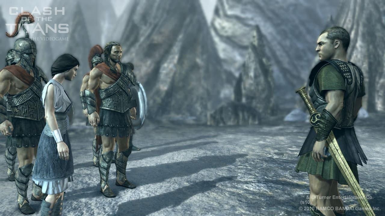Le Choc des Titans: Le jeu vidéo Xbox