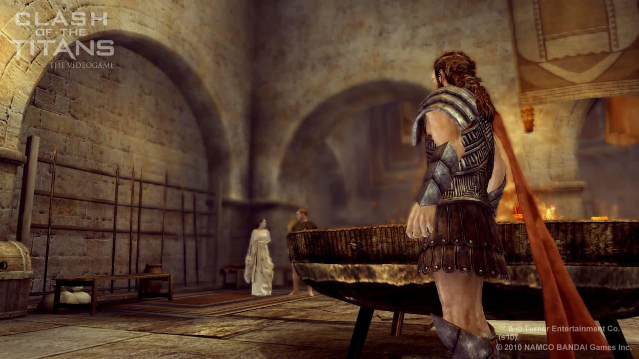 Le Choc des Titans: Le jeu vidéo Xbox 360