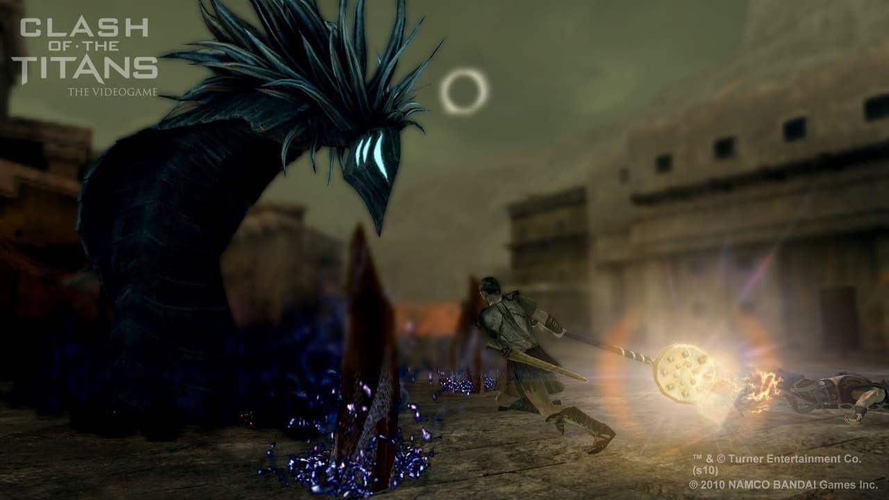 Le Choc des Titans: Le jeu vidéo