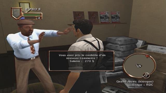 Xbox 360 Le Parrain