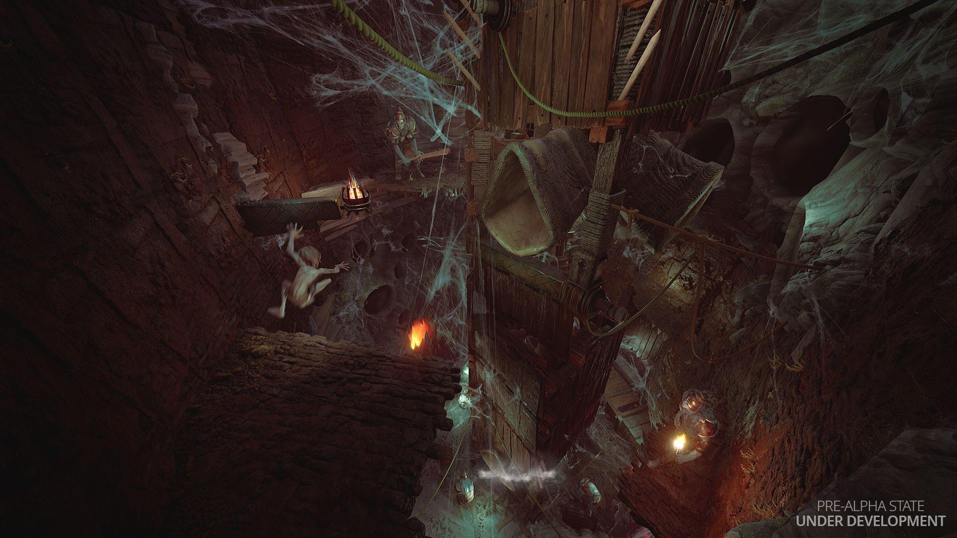Le Seigneur des Anneaux: Gollum Xbox Series X & S
