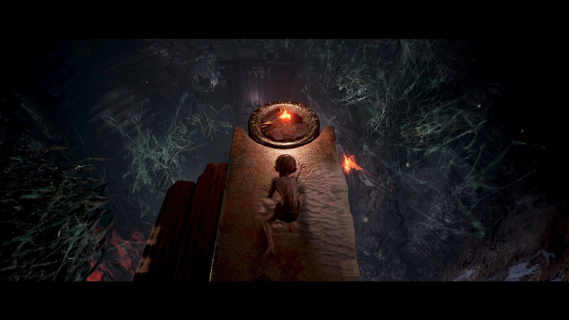 Le Seigneur des Anneaux: Gollum