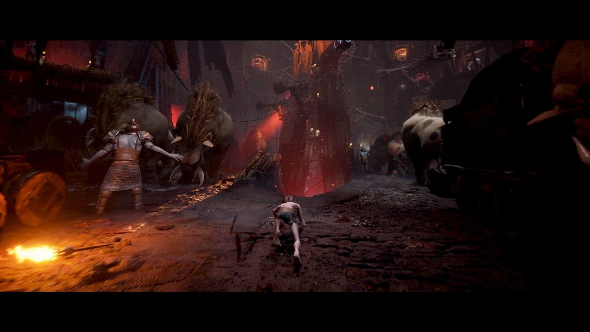 Le Seigneur des Anneaux: Gollum Xbox