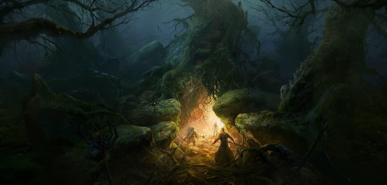 Le Seigneur des Anneox: La Guére du Nord