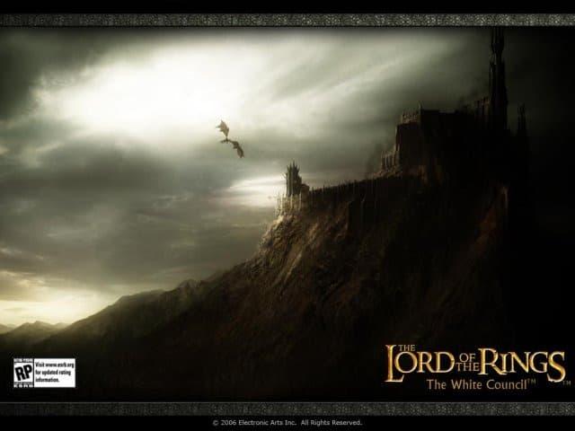 Le Seigneur des Anneaux: Le Conseil Blanc Xbox 360