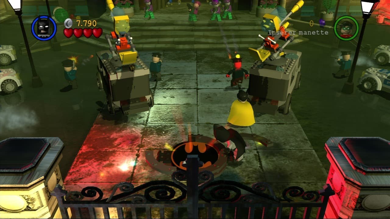 Lego Batman: Le Jeu Vidéo Xbox 360