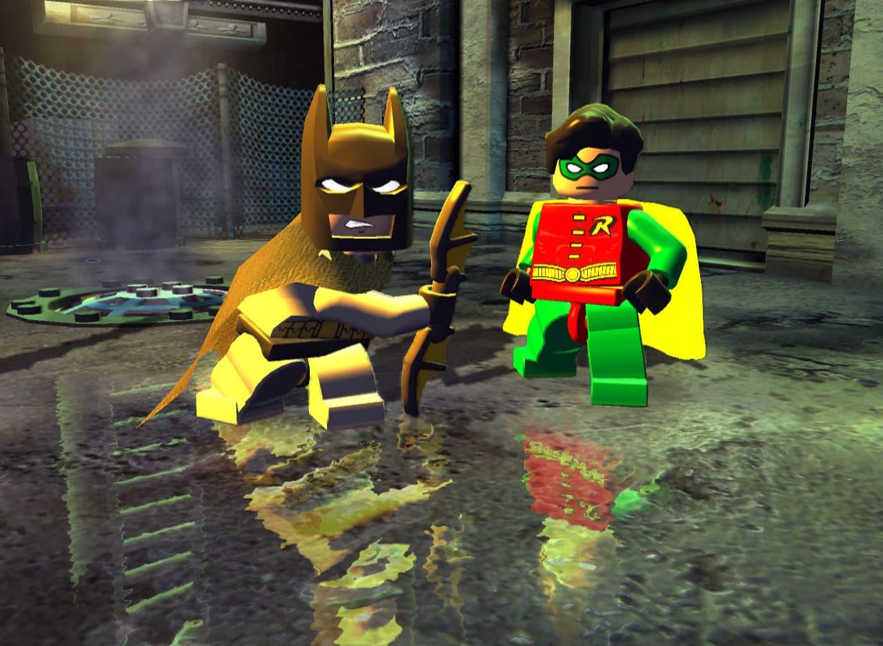 Xbox 360 Lego Batman: Le Jeu Vidéo