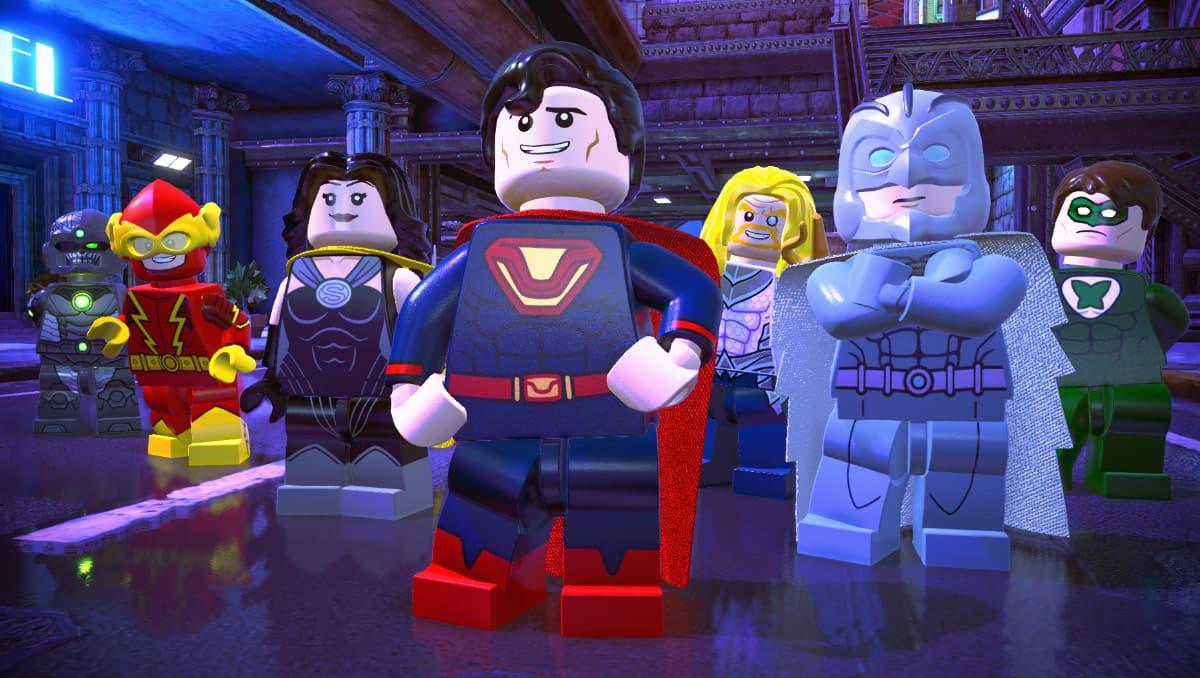LEGO DC Super-Vilains Xbox