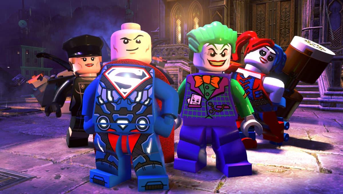 LEGO DC Supé-Viléns