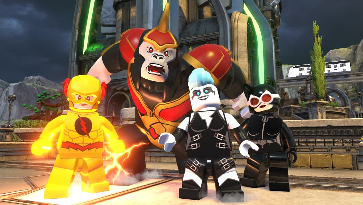 Xbox One LEGO DC Super-Vilains