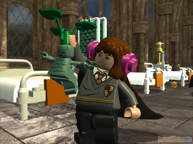 Lego Harry Potté: Années 1 à 4