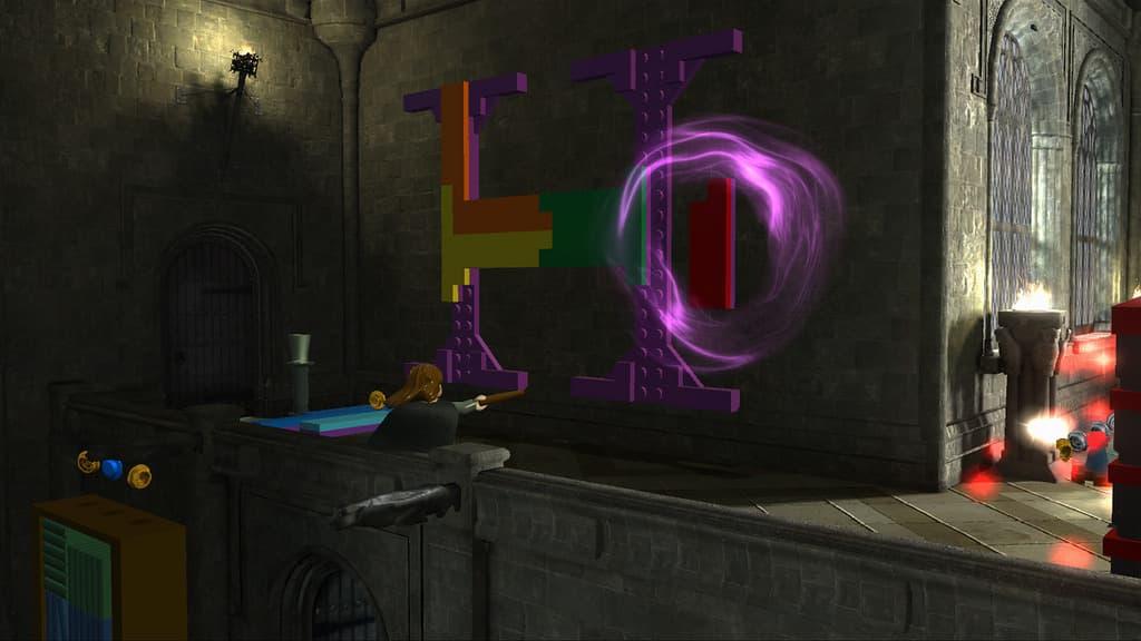 Xbox 360 Lego Harry Potter: Années 1 à 4