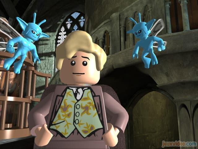 Lego Harry Potter: Années 1 à 4 - Image n°6