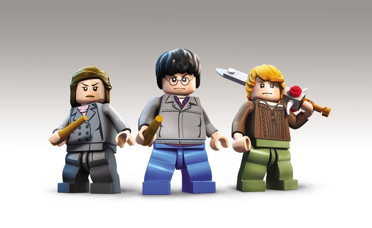 Lego Harry Potté: Années 5 à 7