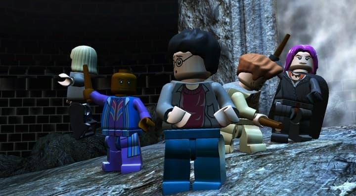 Xbox 360 Lego Harry Potter: Années 5 à 7
