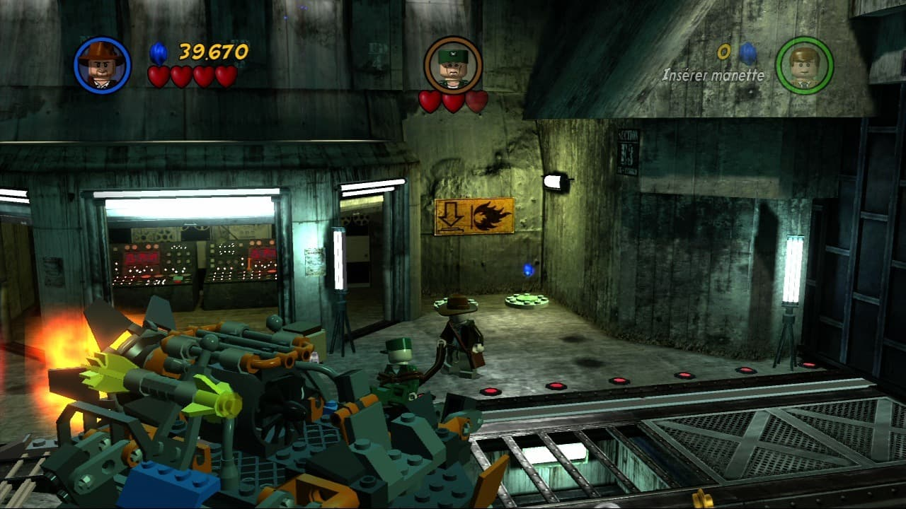 Lego Indiana Jones 2: L'Aventure Continue Xbox 360