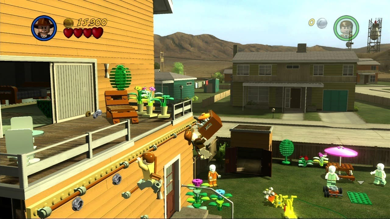 Lego Indiana Jones 2: L'Aventure Continue Xbox