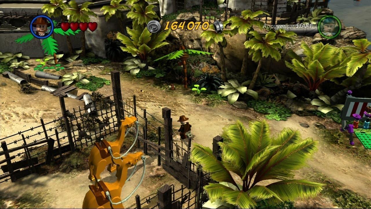 Lego Indiana Jones 2: L'Aventure Continue