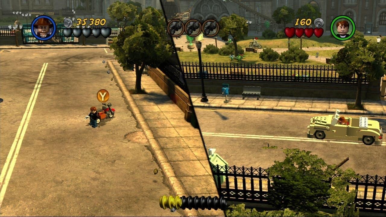 Xbox 360 Lego Indiana Jones 2: L'Aventure Continue