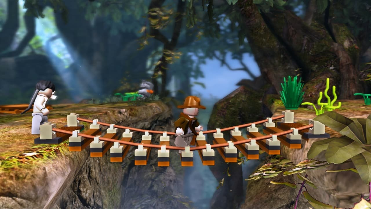 Lego Indiana Jones : La Trilogie Originale Xbox