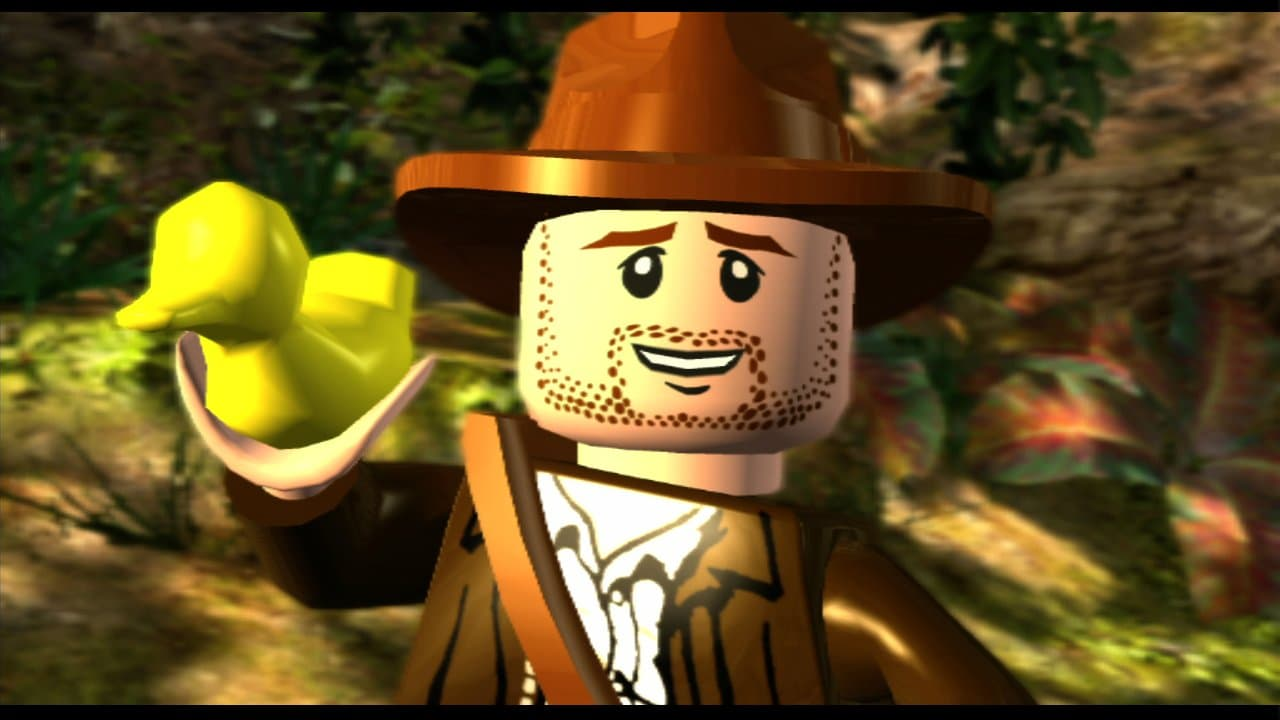 Xbox 360 Lego Indiana Jones : La Trilogie Originale