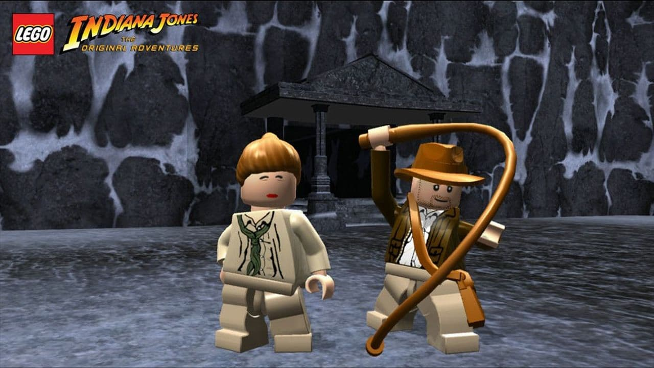 Lego Indiana Jones : La Trilogie Originale Xbox 360