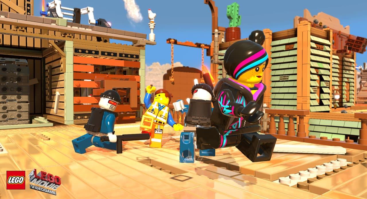 LEGO La Grande Aventure Xbox 360