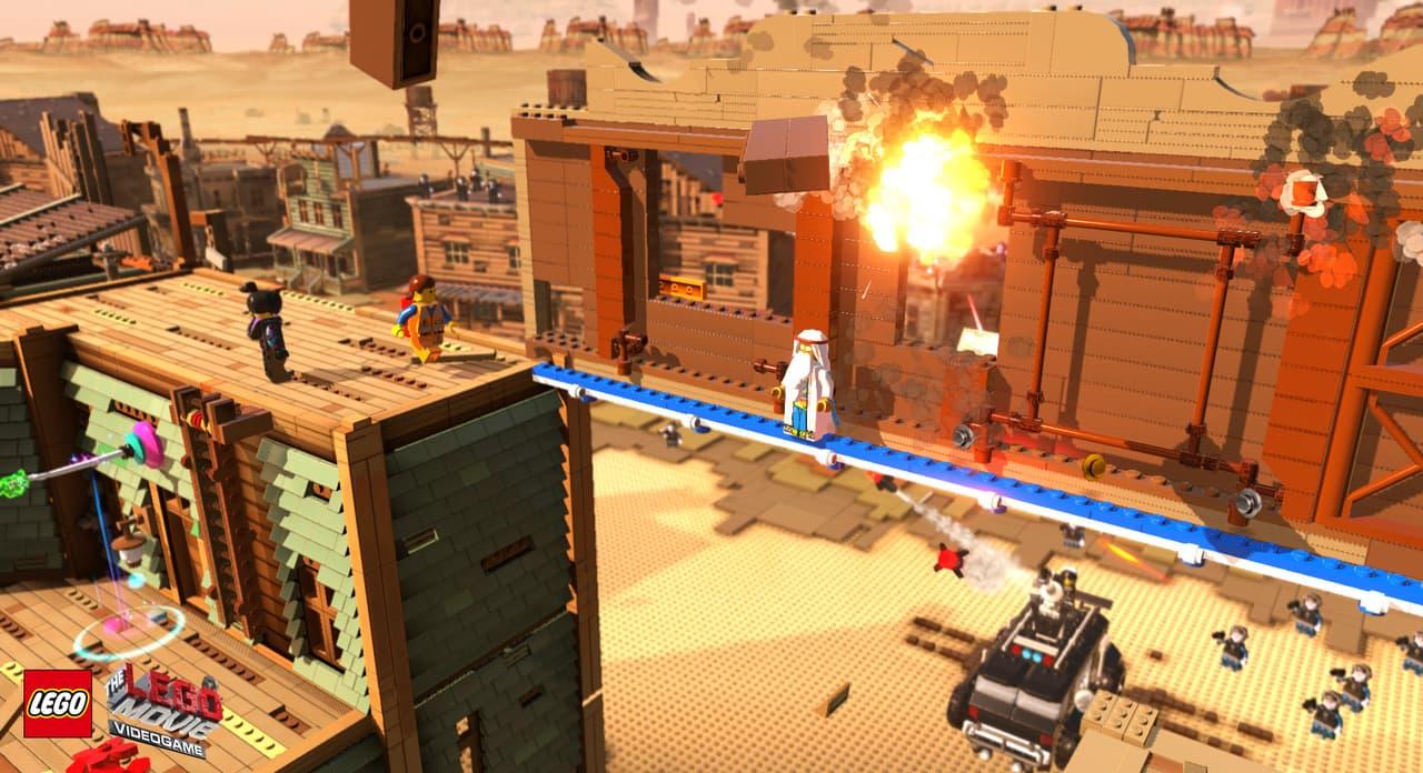 Xbox 360 LEGO La Grande Aventure