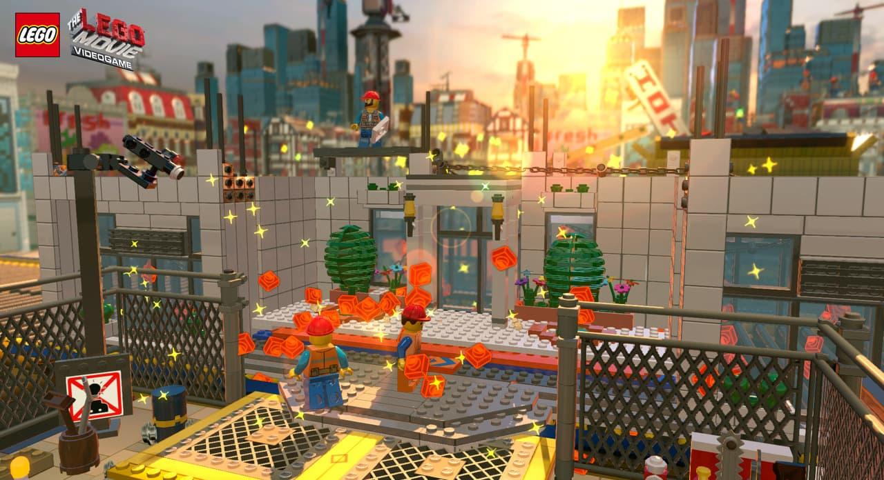 LEGO La Grande Aventure - Image n°7