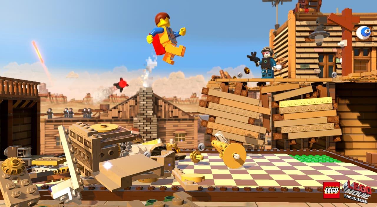 LEGO La Grande Aventure Xbox