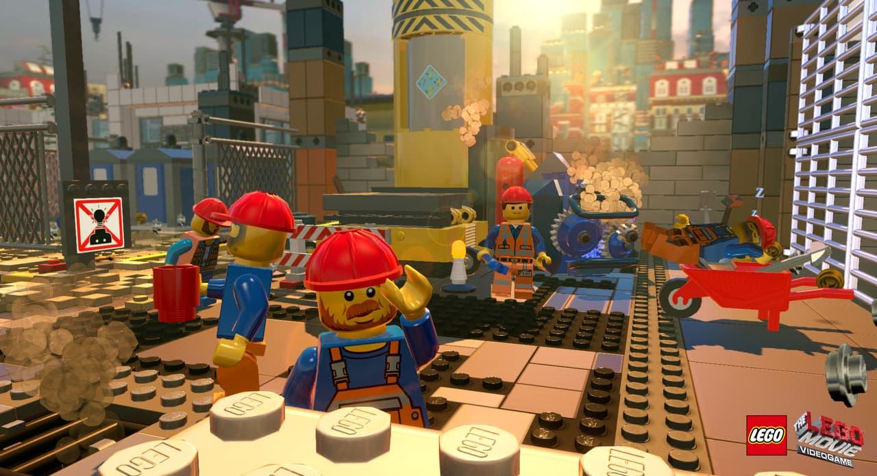 LEGO La Grande Aventure - Image n°6