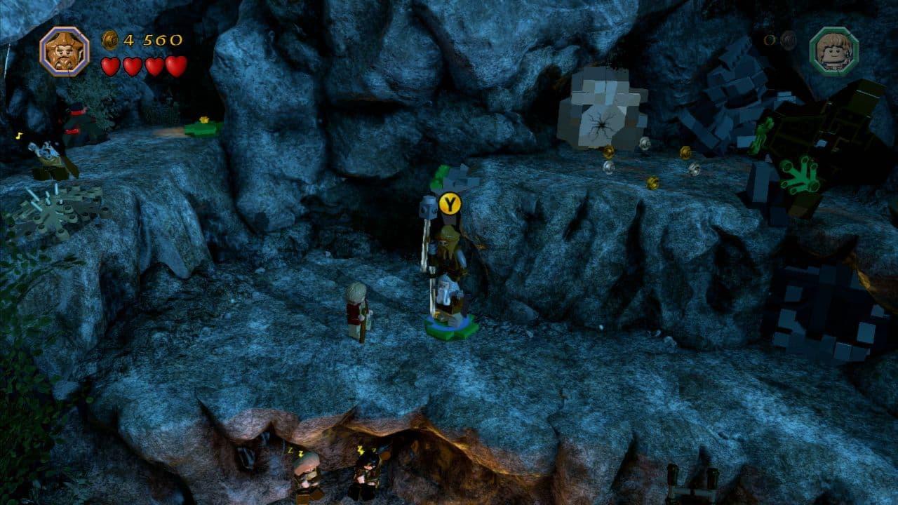 Xbox One LEGO Le Hobbit