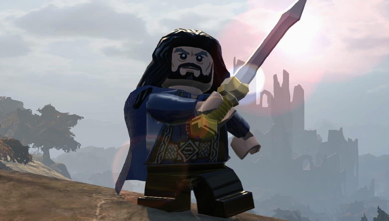 LEGO Le Hobbit - Image n°6