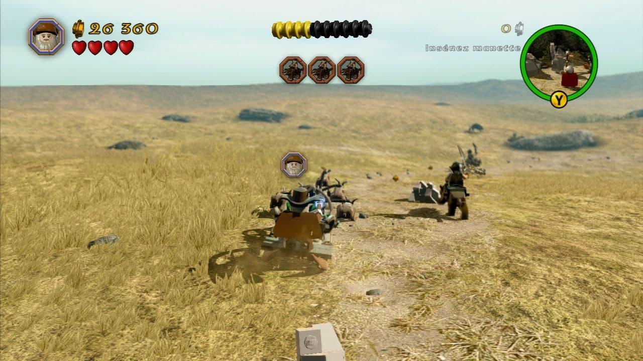 LEGO Le Hobbit Xbox