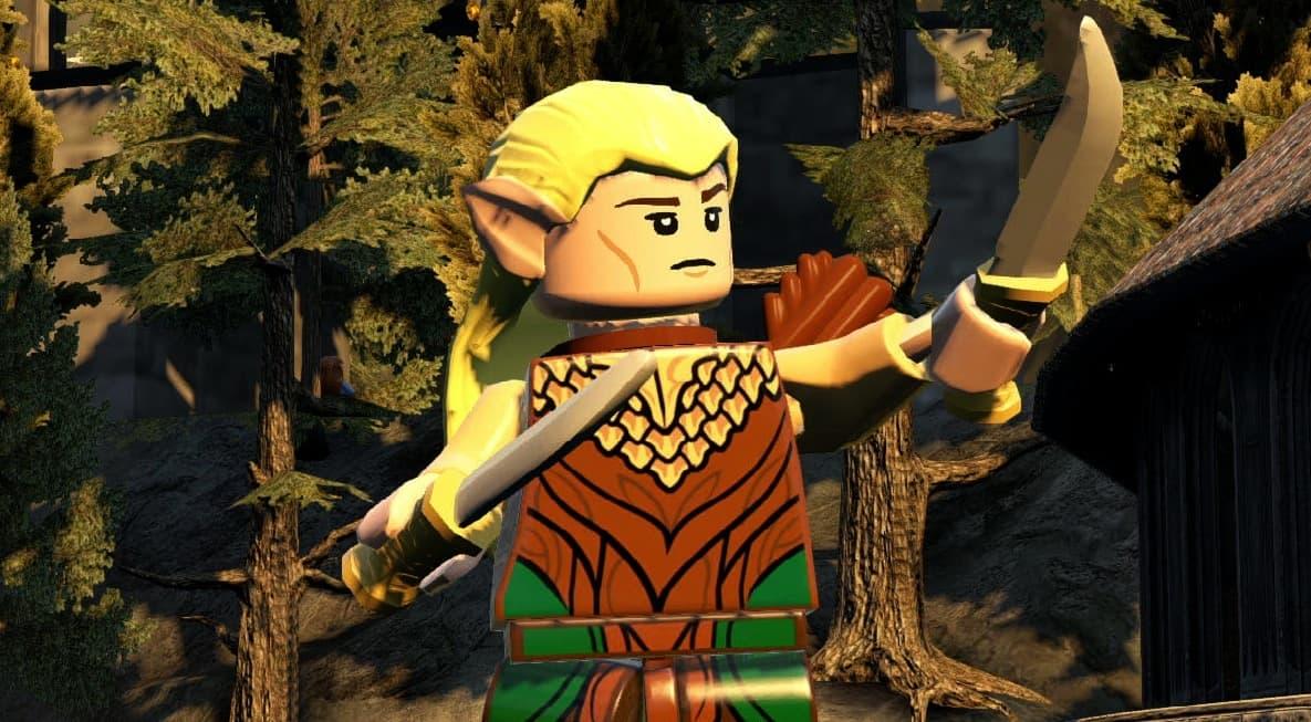 LEGO Le Hobbit - Image n°8