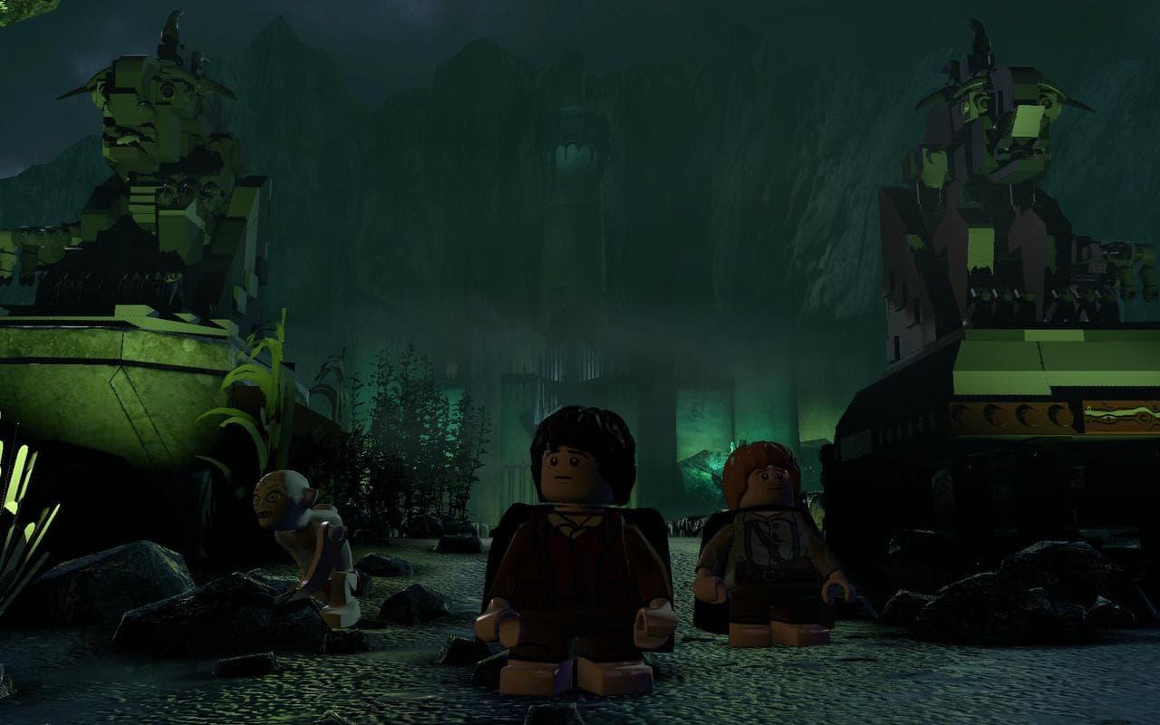 Lego Le Seigneur des Anneaux - Image n°6