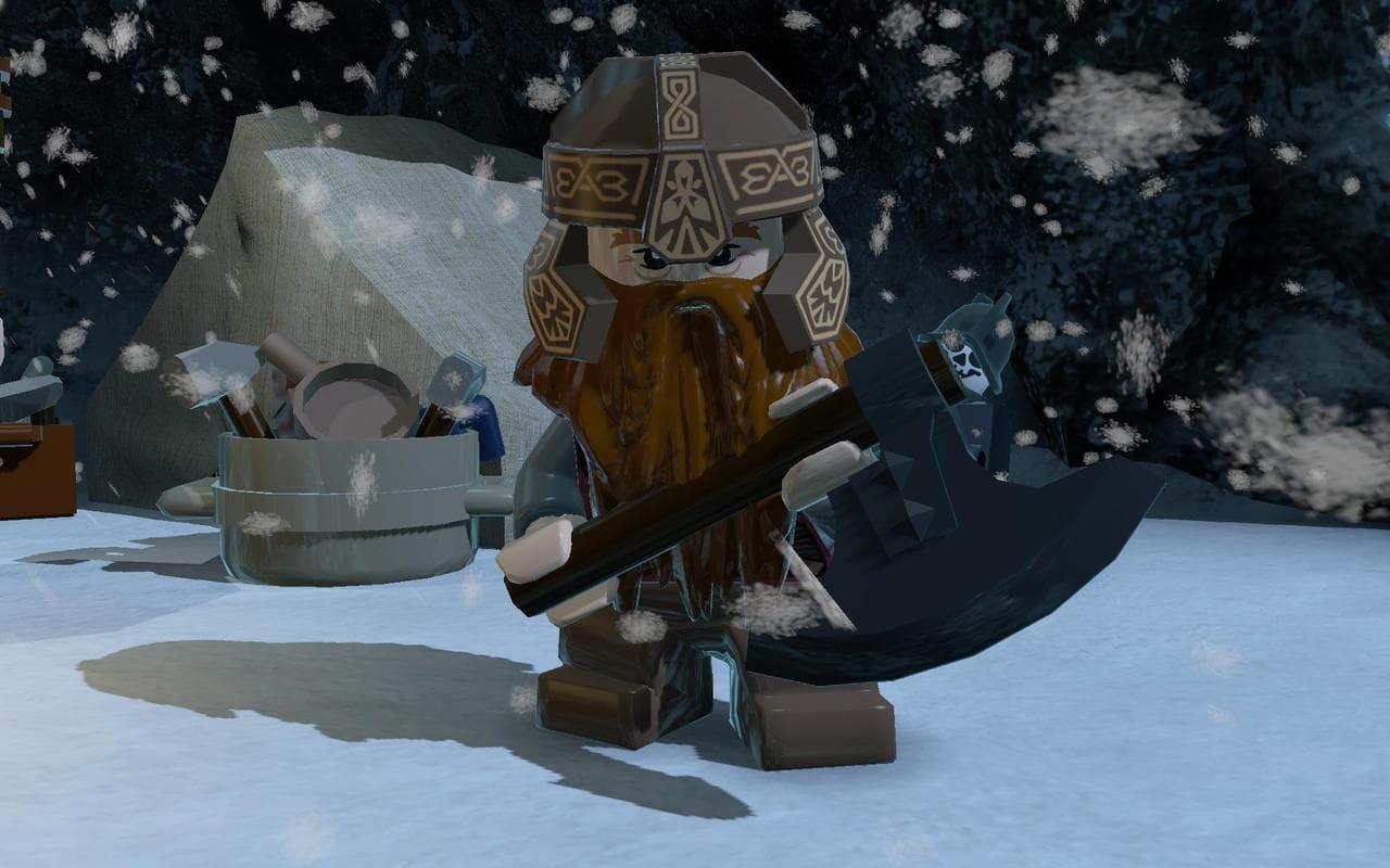 Lego Le Seigneur des Anneox