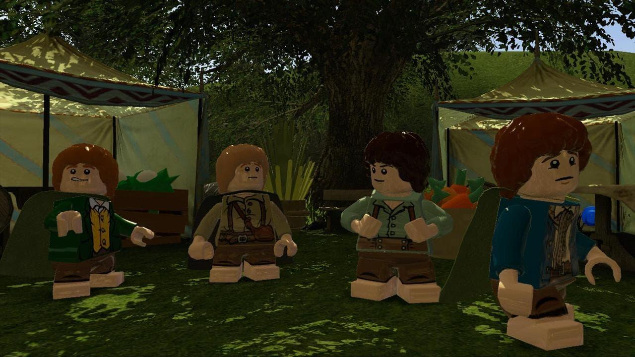 Lego Le Seigneur des Anneaux - Image n°7