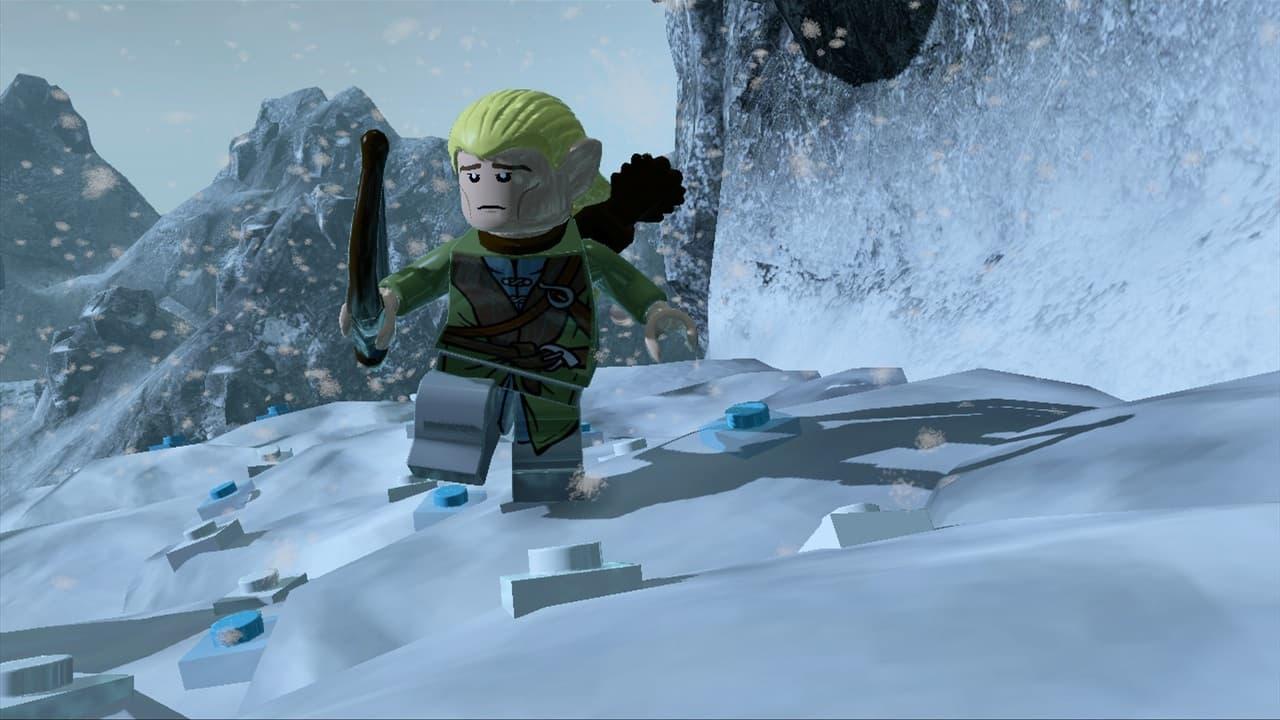 Lego Le Seigneur des Anneaux Xbox