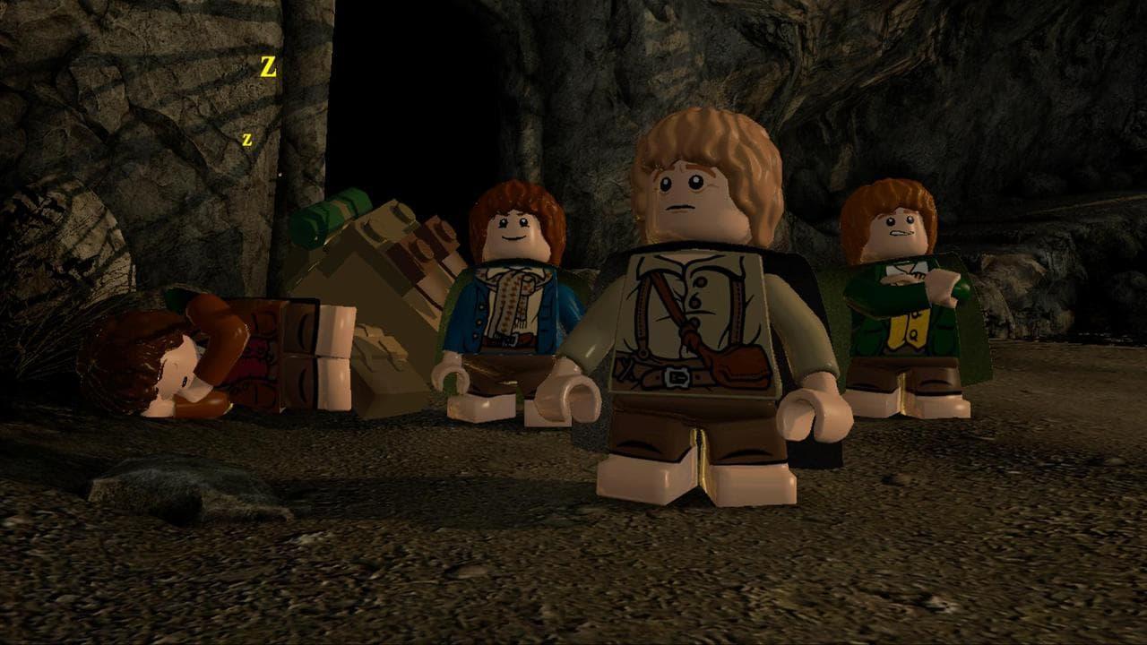 Lego Le Seigneur des Anneaux - Image n°8