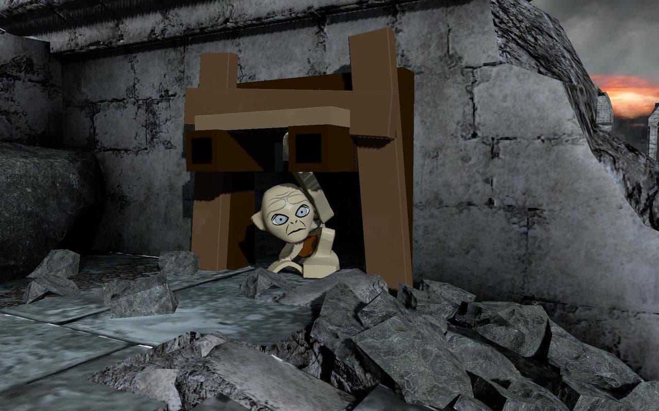 Lego Le Seigneur des Anneaux Xbox 360