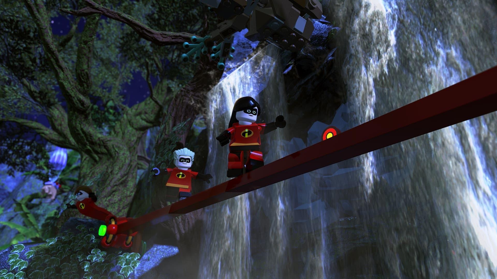 LEGO: Les Indestructibles