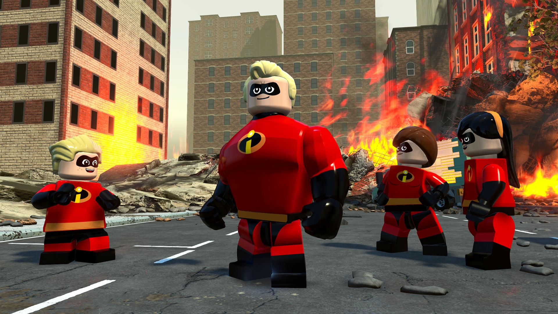 LEGO: Les Indestructibles Xbox One