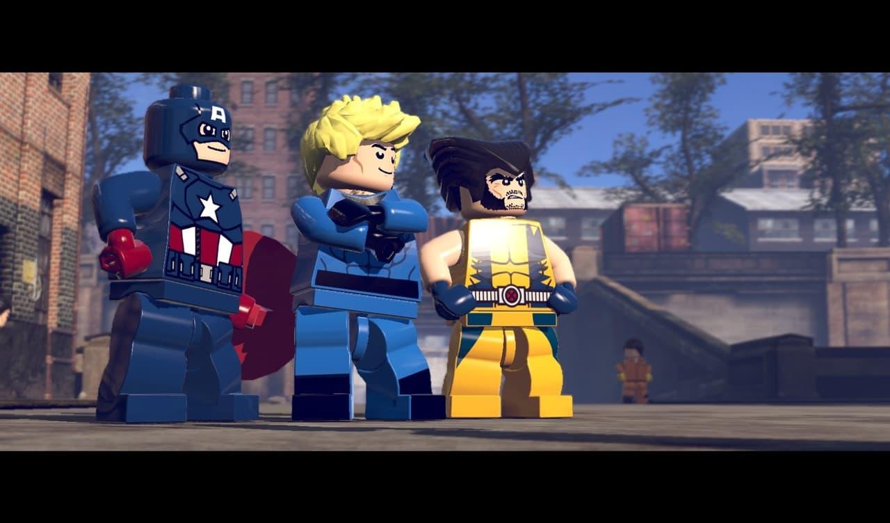 LEGO Marvel Super Heroes - Image n°6