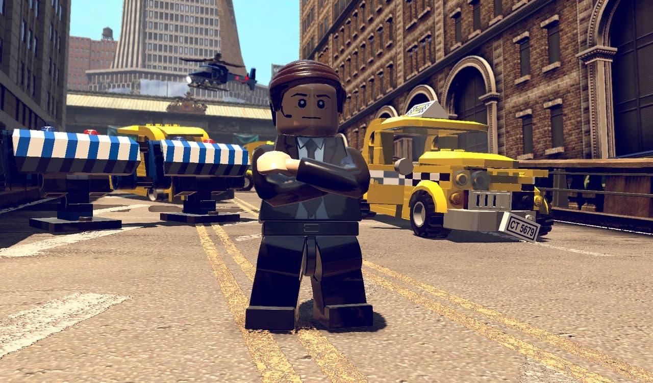 LEGO Marvel Super Heroes Xbox